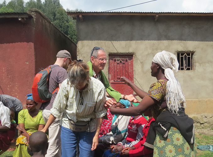 Volunteering Work in Rwanda by Go Volunteer Africa