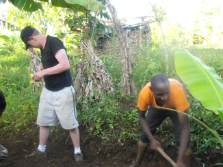 Farming Volunteering Project Uganda
