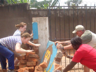 Building Volunteering Project Uganda