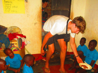 Childcare Volunteering Project Uganda