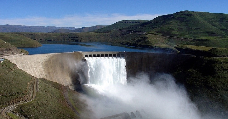 Katse Dam Lesotho Summer Volunteer Travel