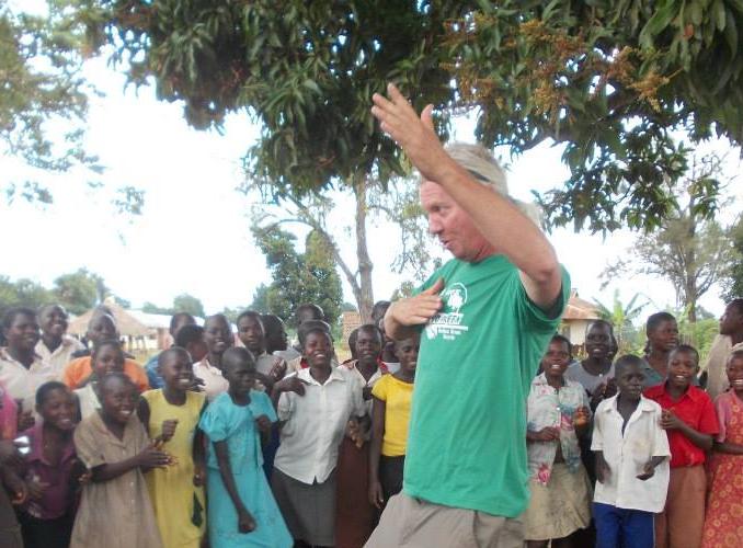 14 Days Arts and Music Volunteering Project Uganda