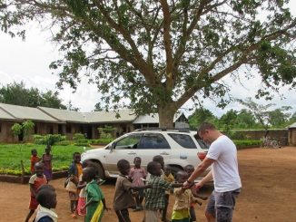 Childcare Volunteer in Uganda