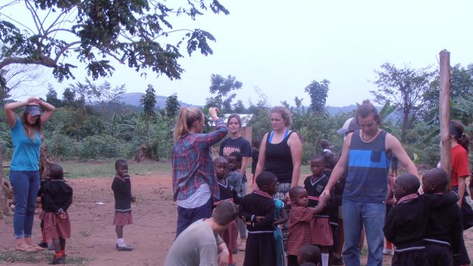 Africa Volunteer programs