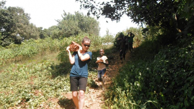 Construction Volunteer Project Zambia