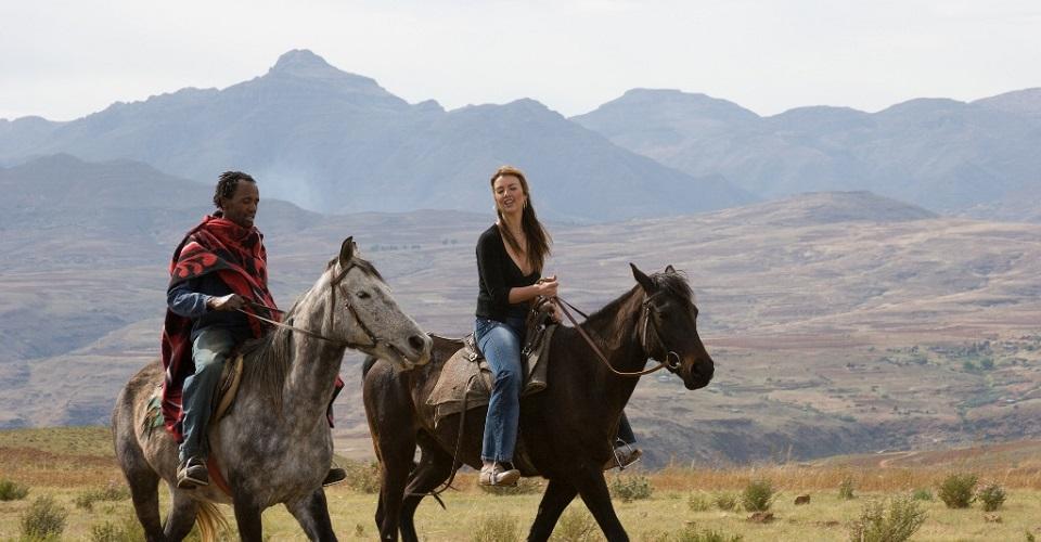 Lesotho Pony Trekking