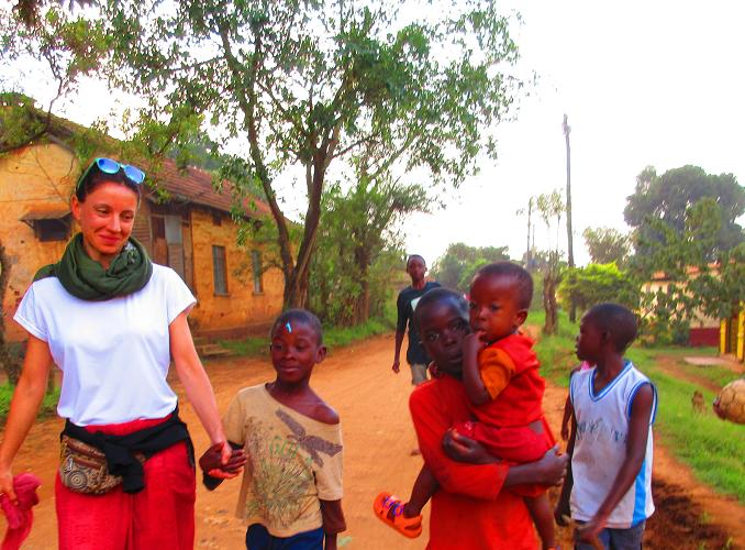 Madagascar childcare volunteer program