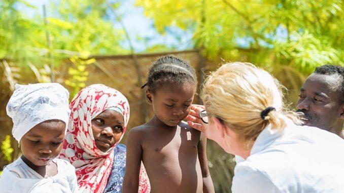Medical Volunteer Project Sudan