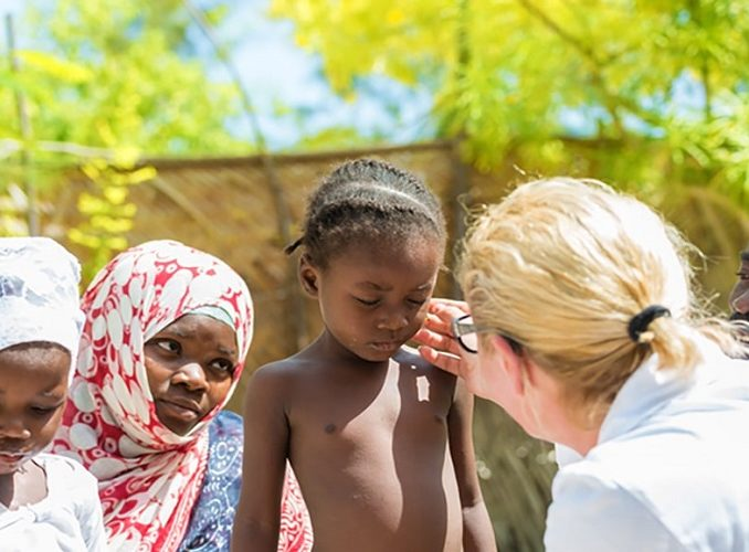 SUDAN: Medical Healthcare Volunteer Project