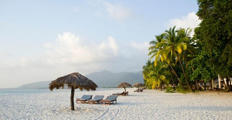 Sierra Leone White Sandy Beaches
