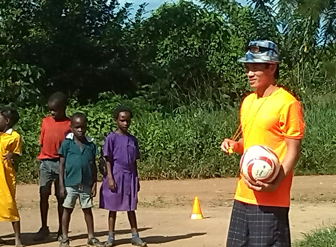 ZIMBABWE: Sports Coaching Volunteering