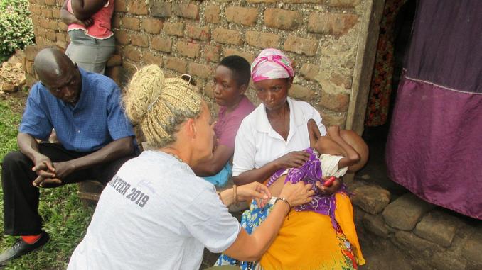 Volunteer in Swaziland