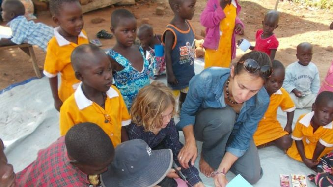 Family Volunteering Trips Africa