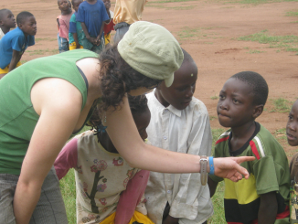 Sierra Leone Childcare Volunteer project